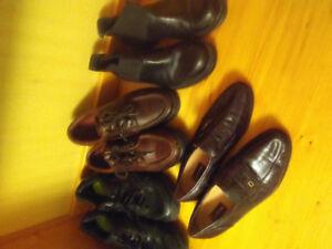 Men's shoes, size 8.5-9.5