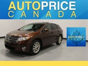 2010 Toyota Venza AWD|PANORAMIC ROOF|LEATHER