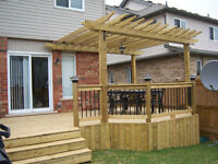 HS FENCE AND DECK SOLUTIONS