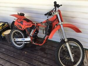 1985 cr 125 project