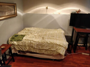 Room with Private Washroom (Furnished and All Included)