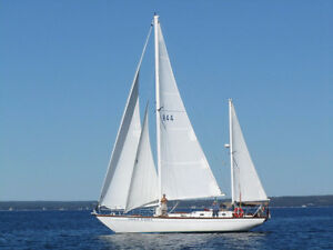 Beautiful Classic Ketch that must go!