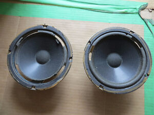 WOOFERS FOR REFOAMING - MISSION/TANNOY/SZABO Kitchener / Waterloo Kitchener Area image 3