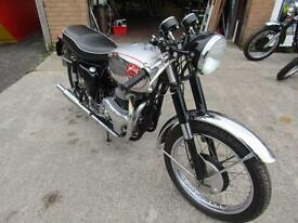 BSA ROCKET GOLD STAR LOOK ALIKE REG 1955