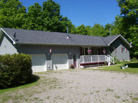 Private Ranch Bungalow 26.33 acres 435' Frontage