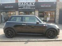 2013Mini Mini 1.6TD ( 90bhp ) One D Baker Street 3DR 63 REG Diesel Black