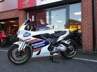Honda VFR800FA New Bike in classic Rothmans Race colours & other classic options