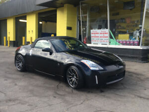 2005 Nissan 350Z grand touring Coupe