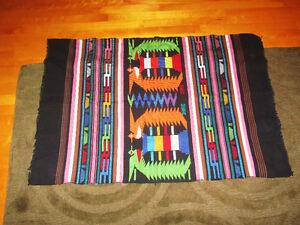 Tissu du Guatemala