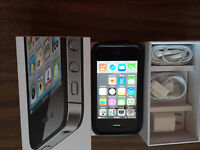 4s iPhone with new Battery/ Otterbox