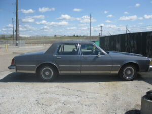 1985 Olds Eighty-Eight Royal Brougham