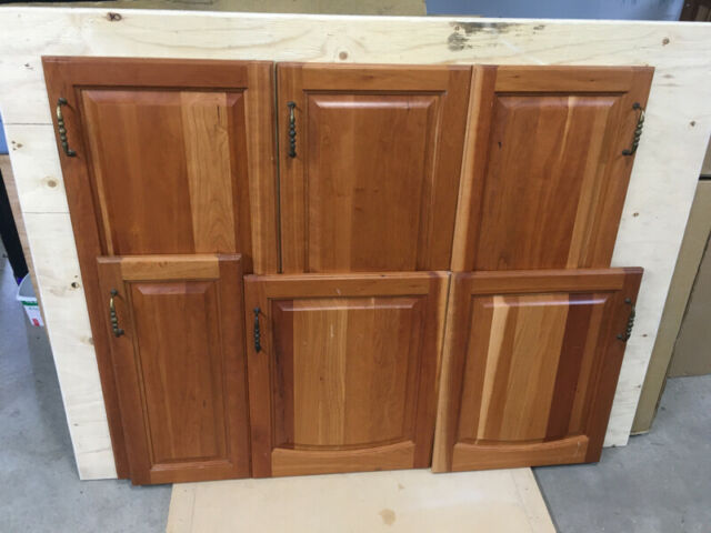 Kitchen Cabinet Drawers and Doors - Includes Handles and ...