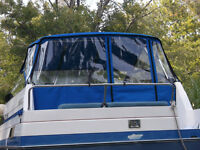 Boat Canvas & Marine Upholstery Repair, Re-Sew and Replacements