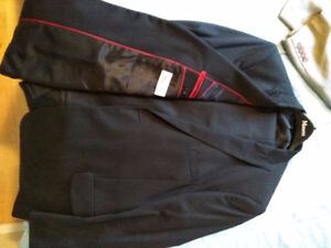 Complet, chemise, soulier cravatte