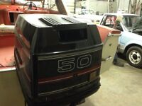50 Hp force outboard