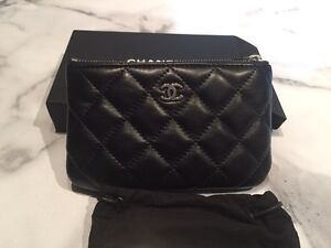 Authentic Chanel O Case Brand New