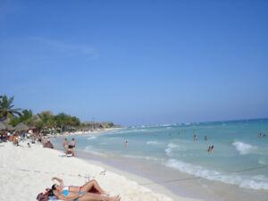 Spacious Condo for rent in Playa del Carmen