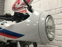 BMW R NINE T RACER, 2018 BIKE WITH JUST 1,478 MILES, GP PRO RACE EXHAUST
