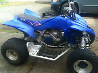 Yamaha 450 Quad for sale or trade