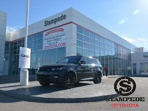 2016 Land Rover Range Rover Sport 4WD 4DR V8 SUPERCHARGED AUTOBI