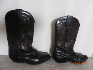 ALDO LEATHER COWBOY BOOTS FOR SALE