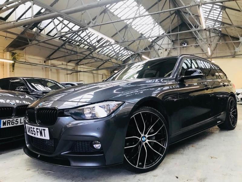 2015 BMW 3 Series 3.0 335d M Sport Touring Sport Auto xDrive 5dr