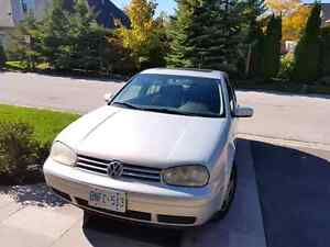 2000 VW Golf GLS
