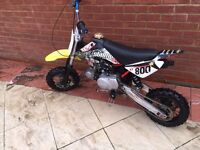 STOMP 110cc PIT BIKE PITBIKE/not wbp crf kx cr