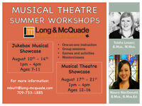 Musical Theatre Summer Camp - Musical Theatre Showcase