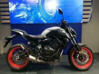 YAMAHA MT-07 2.9% APR FINANCE,2020 MODEL,A2 FRIENDLY MOTORCYCLE