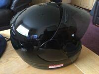 Arai Condor Helmet Medium-Lots of extras!!
