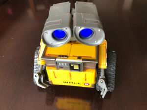 WALL-E PIXAR THINKWAY ROBOT TOY, EXCELLENT CONDITION