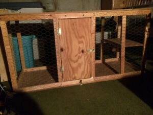 Bunny / rabbit hutch cage for sale
