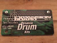 Roland Fantom SRX Drum Expansion Board