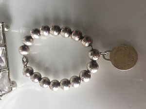 Tiffany's Bead Bracelet (Authentic)