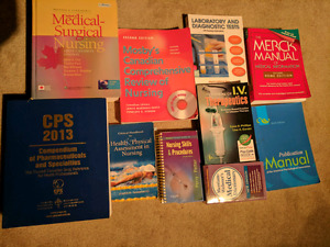 Nursing textbooks EXTREMELY CHEAP all for $120