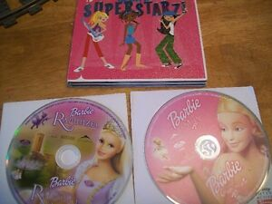 21 Barbie books and dvds St. John's Newfoundland image 5