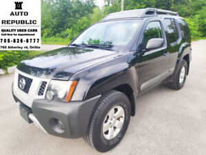 SOLD Nissan Xterra, Off-Road, 4x4, CERTIFIED, Accident FREE