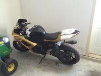 Michael Jodan Edition GSX-R - Need to Sell as I am Moving !!!!!