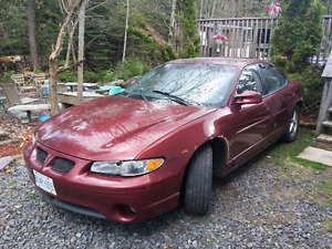 2003 Pontiac Grand Prix Sedan - Parts Car