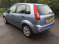 Ford - fiesta - style - 2006 - low Milage