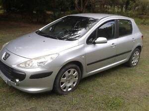 2006 Peugeot 307 Hatchback Mullumbimby Byron Area Preview
