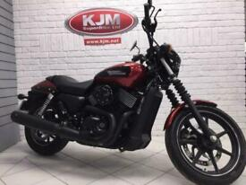 Harley Davidson XG750 2018/18 1417 Miles