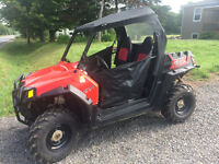 2013 POLARIS RZR 570 WITH LOTS OF EXTRA'S...FINANCING AVAILABLE