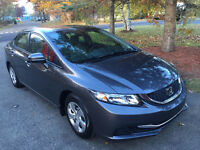 2015 Honda Civic Sedan LX Lease Takeover