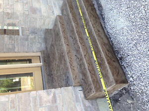 Concrete Sealing;stamped, coloured, exposed aggregate! Windsor Region Ontario image 4