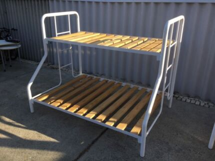Bunk beds double & single on top  Kewdale Belmont Area Preview
