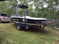 2008 MASTERCRAFT X7 - ONLY 59 HRS - LIKE NEW CONDITION