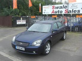 2009 KIA MAGENTIS LS 2L ONLY 48,509 MILES,1 OWNER FROM NEW, FULL SERVICE HISTORY