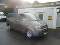2015 15 VOLKSWAGEN TRANSPORTER 2.0 TDI TREND LINE NEW SHAPE METALLIC DARK GREY